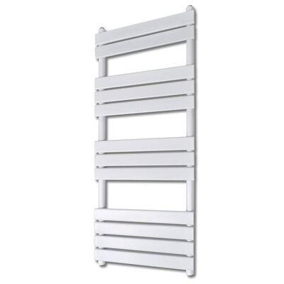 Bathroom Central Heating Towel Rail Radiator Straight 600 x 1400 mm