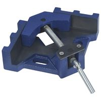 vidaXL Angle Clamp 104 mm Cast Iron