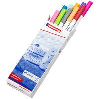 edding Textile Pen 10pcs Multicolour 4600