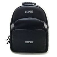 Toolpack Tool Backpack Formation XL Black 52x43x24 cm 360.182