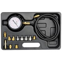 YATO 12 Piece Oil Pressure Tester Set Metal YT-73030