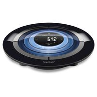 Medisana Body Analysis Scale TargetScale 3 180 kg Black and Silver