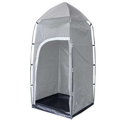 Bo-Camp Shower/WC Tent 100x100x200 cm Grey