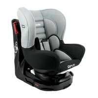 Nania Baby Car Seat LUXE Revo SP 0+1+2 Grey and Black