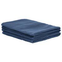 vidaXL Tent Carpet 250x200 cm Blue