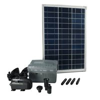 Ubbink SolarMax 1000 Set with Solar Panel, Pump and Battery 1351182