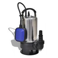 vidaXL Dirty Water Submersible Pump 1100 W 16500 L/h