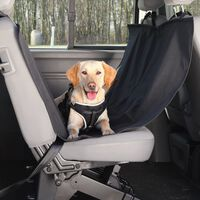 TRIXIE Car Dog Seat Cover 150x135 cm Black 1348