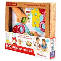 Skip Hop Preschool Zoo Little Chef Play Meal Kit