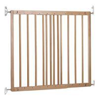 BabyDan Safety Gate FlexiGate Beech 69-106.5 cm