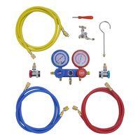 2-way Manifold Gauge Set in Tool Kit