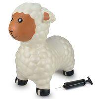 Jamara Bouncing Animal Sheep with Pump White