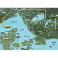 GARMIN BLUECHART G3 HXEU042R  OSLO TO TRELLEBORG MICROSD &
