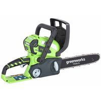 Greenworks Chainsaw without 40 V Battery G40CS30 30 cm 20117