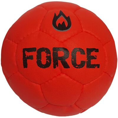 GUTA Force Dodgeball Soft Red 13 cm, Red