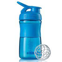 BlenderBottle Shaker Cup SportMixer 590 ml Cyan