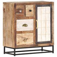 vidaXL Sideboard 60x30x70 cm Solid Reclaimed Wood
