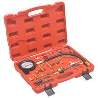 vidaXL Fuel Injection Pressure Gauge Kit