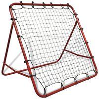 Adjustable Football Kickback Rebounder 100 x 100 cm