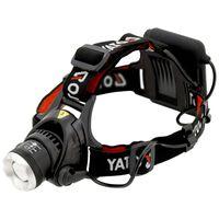YATO Headlamp Cree XM-L2 10W