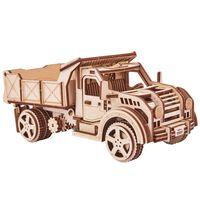 Wood Trick Wooden Scale Model Kit Truck