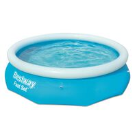 Bestway Fast Set Inflatable Swimming Pool 305x76 cm 57266