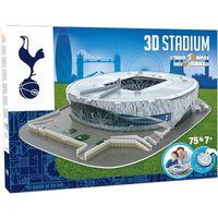 Nanostad 75 Piece 3D Puzzle Set Tottenham Hotspur Stadium