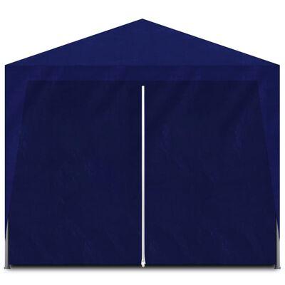 vidaXL Party Tent 3x6 m Blue