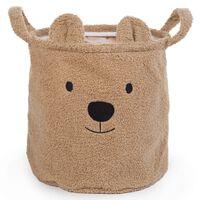 CHILDHOME Storage Basket Teddy 30x30x30cm Beige