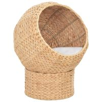vidaXL Cat Basket Seagrass