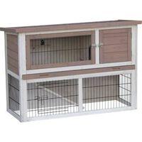 FLAMINGO Rabbit Hutch Loft Urban 111x45x78cm