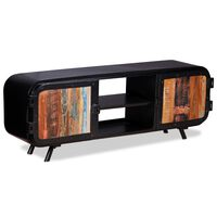 vidaXL TV Cabinet Reclaimed Wood 120x30x45 cm