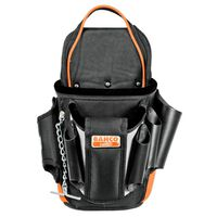 BAHCO Electrician's Tool Pouch Black 4750-EP-1