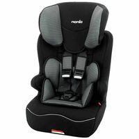Nania Car Seat Racer Tech ISOFIX Group 1+2+3 Black