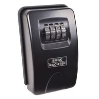 BURG-WÄCHTER Key Safe 20 SB Black