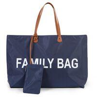 CHILDHOME Diaper Bag Family Bag Navy Blue
