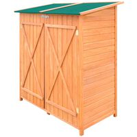 Wooden Shed Garden Tool Shed Storage Room Large
