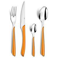 Amefa 24 Piece Cutlery Set Eclat Orange