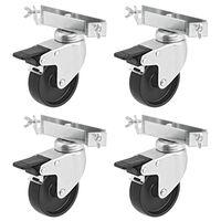 ProPlus Wheels for Transport Case 4 pcs