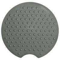 Sealskin Non-Slip Matt Rotondo 55 cm Anthracite