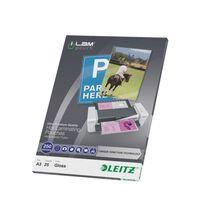 Leitz Lami-Pouches ILAM 250 Microns A3 25 pcs
