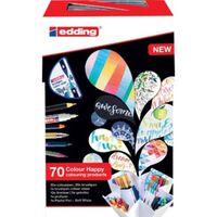 edding 15 Piece Brush Pens Colour Mixer