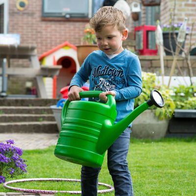 Nature Watering Can Kit Green 13 L 6071425
