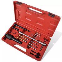 Glow Plug Removal Thread Repair Set 16 pcs Audi VW Mercedes Vauxhall