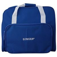 Singer Bag 45x13x40 cm Blue