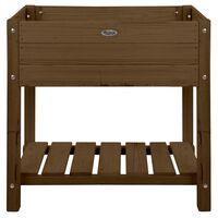 Esschert Design Raised Bed Brown S