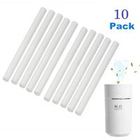 Humidifier Cotton Filter Refill Sticks - 10 Pack