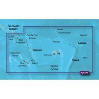 GARMIN BLUECHART G2 HXPC018R  NEW CALEDONIA TO FIJI
