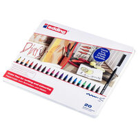 edding Colour Pen Champion Medium 20pcs Multicolour 1300