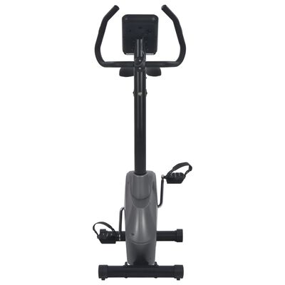 vidaXL Magnetic Exercise Bike with Pulse Measurement